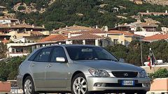 Su strada con la Lexus IS 200 Wagon - Immagine: 25