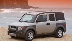 Honda Element - Immagine: 10
