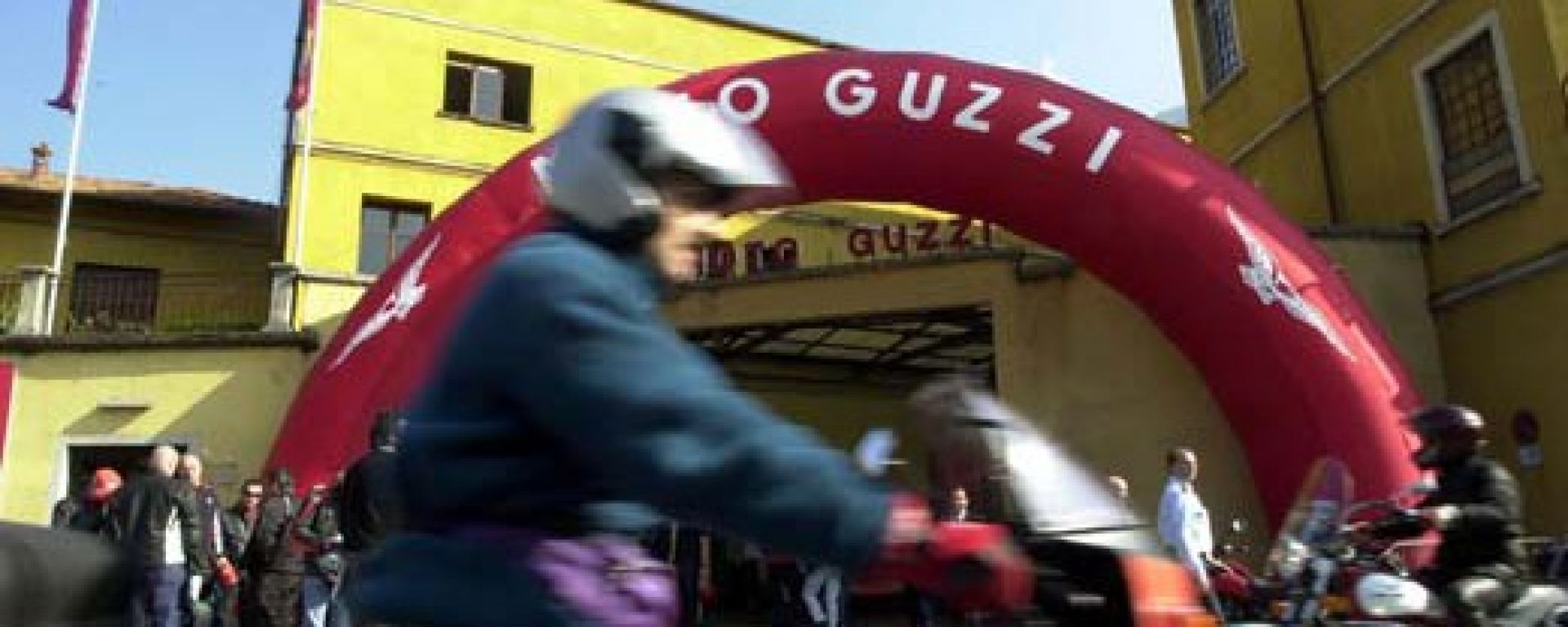 GMG: Giornate Mondiali Guzzi