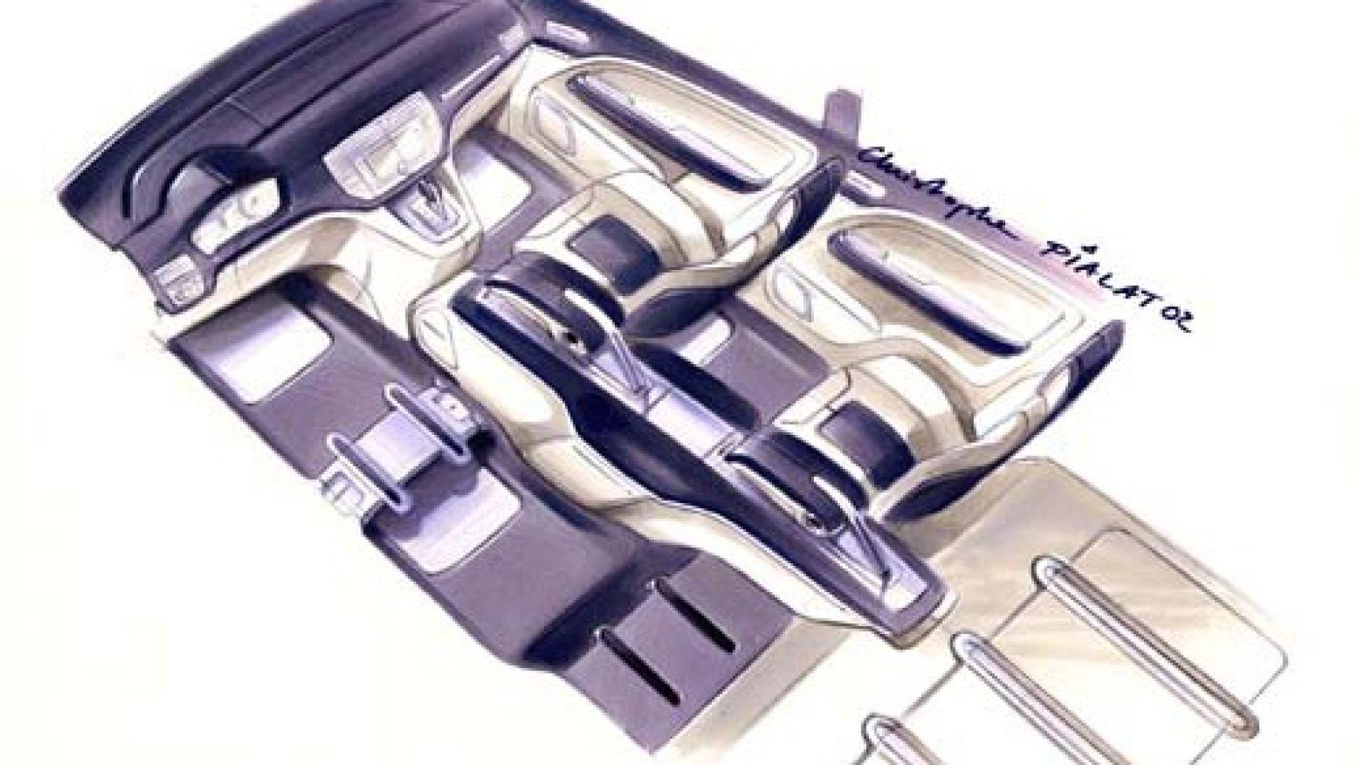Ford focus c max motorbox