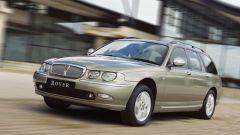 Su strada con la Rover 75 1.8 Turbo e 2.0 CDTi - Immagine: 9