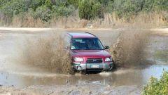 Su strada con laSubaru Forester my 2003 - Immagine: 36
