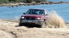 Su strada con laSubaru Forester my 2003 - Immagine: 24