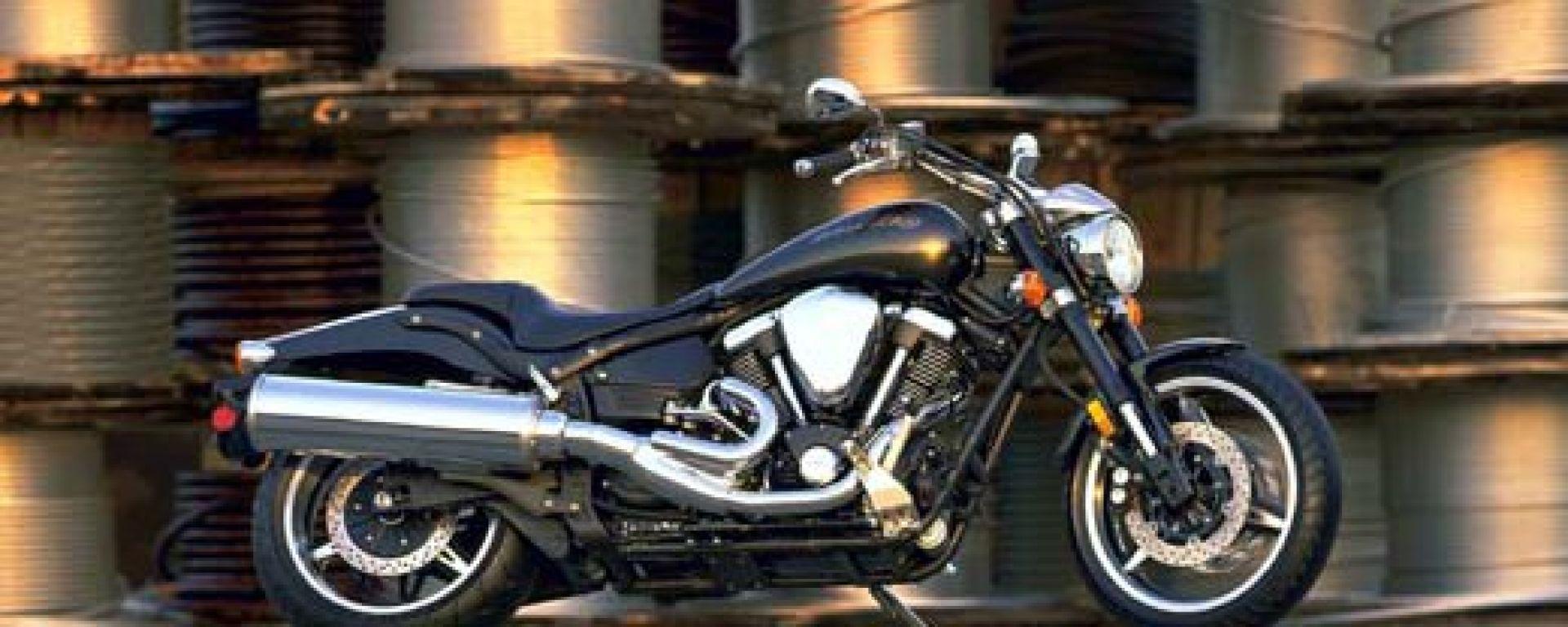Yamaha Road Star Warrior 1.700
