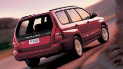 Subaru Forester my 2003 - Immagine: 9