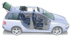 Su strada con la Fiat Stilo Multi Wagon - Immagine: 12