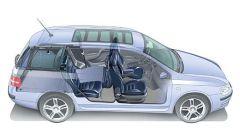Su strada con la Fiat Stilo Multi Wagon - Immagine: 15