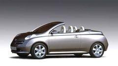 Esclusivo: Nissan Micra C+C - Immagine: 10