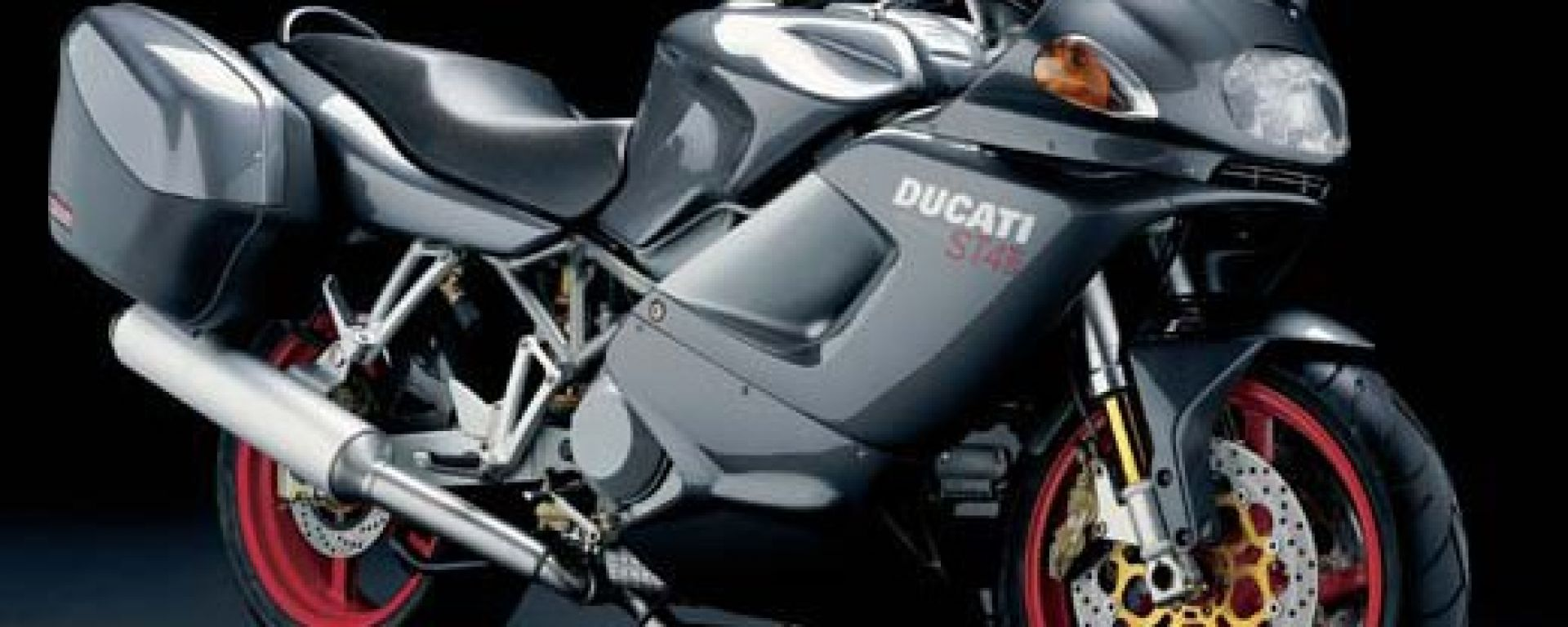 Ducati ST4 S ABS