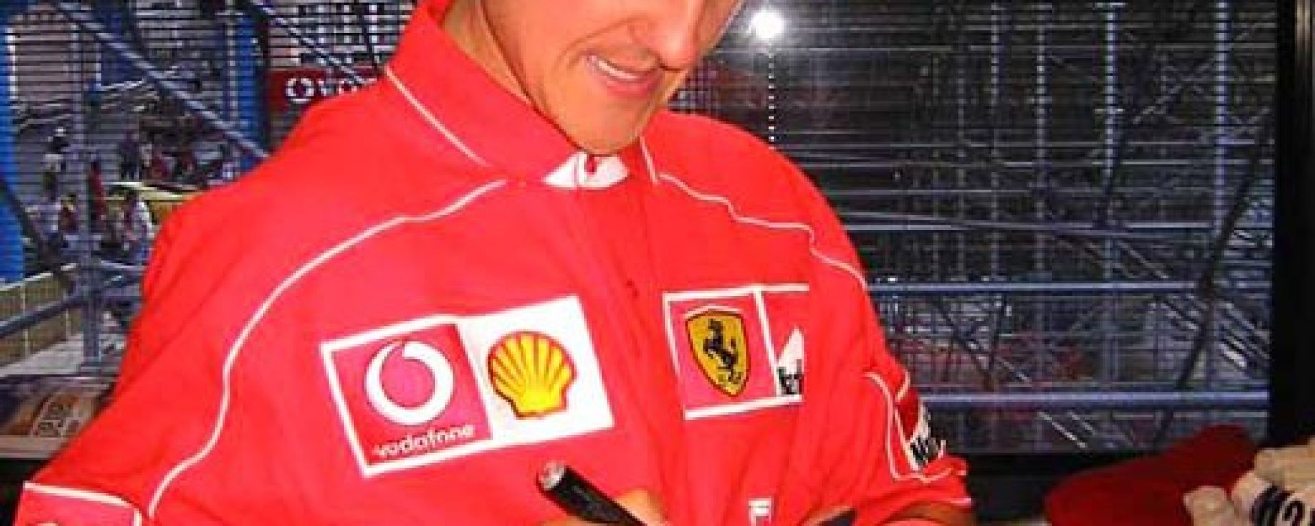 Un po' di Schumi all'asta