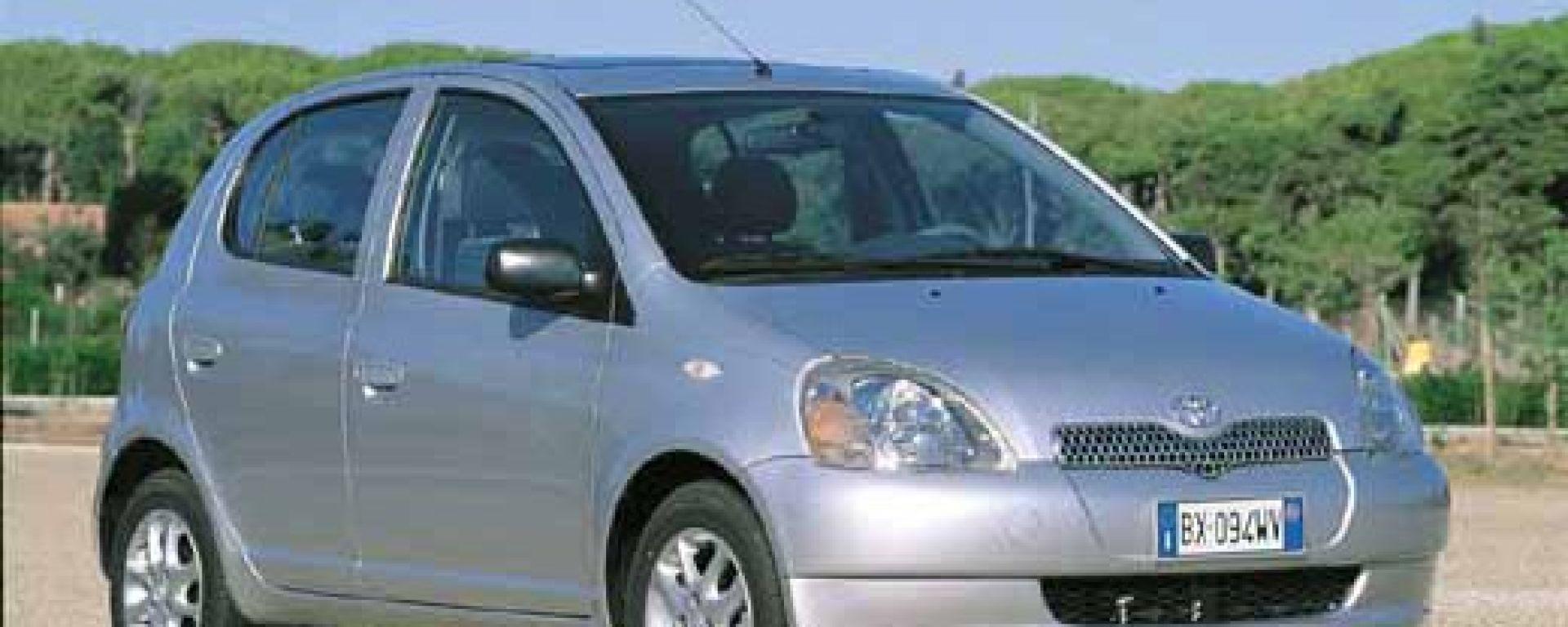 Toyota Yaris my 2003