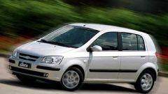 Hyundai Getz - Immagine: 1