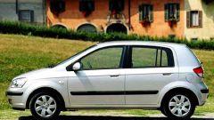 Hyundai Getz - Immagine: 6
