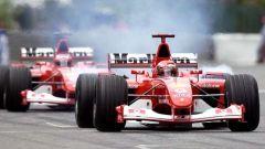 Schumi-Fangio: stessa razza - Immagine: 3