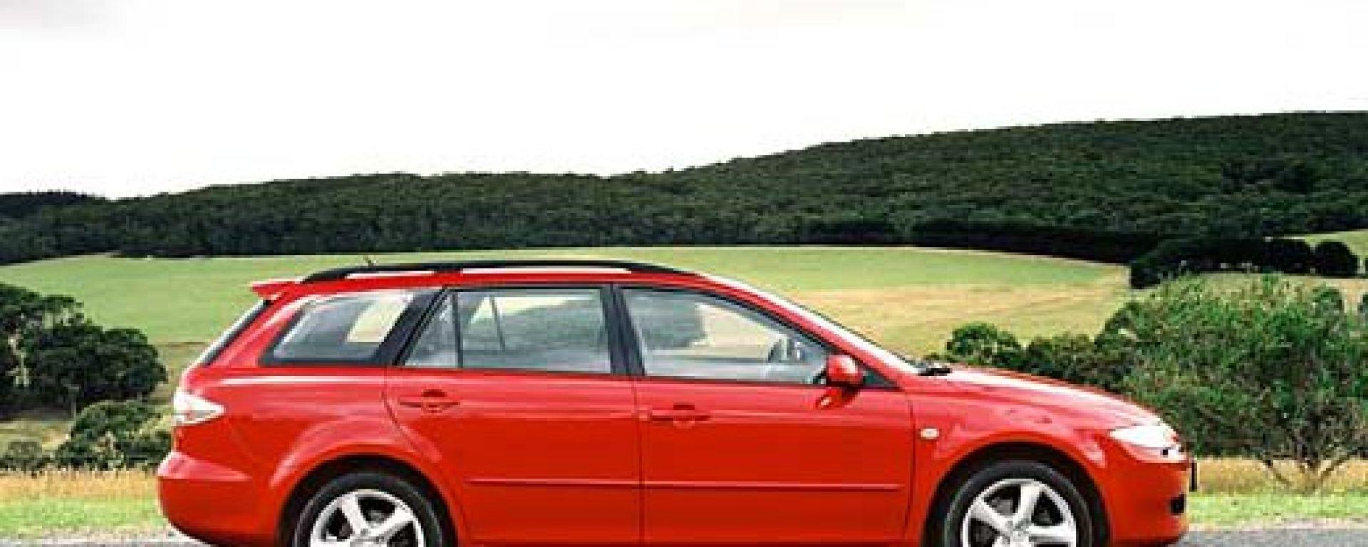 Anteprima:Mazda6 Station Wagon