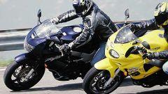 Honda VTR Firestorm vs Triumph Sprint RS - Immagine: 5