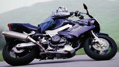 Honda VTR Firestorm vs Triumph Sprint RS - Immagine: 8
