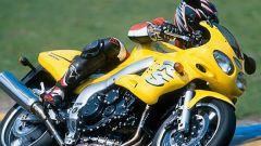 Honda VTR Firestorm vs Triumph Sprint RS - Immagine: 10