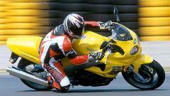 Honda VTR Firestorm vs Triumph Sprint RS - Immagine: 11