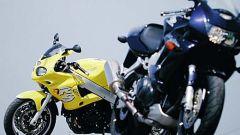 Honda VTR Firestorm vs Triumph Sprint RS - Immagine: 15