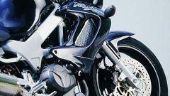 Honda VTR Firestorm vs Triumph Sprint RS - Immagine: 18