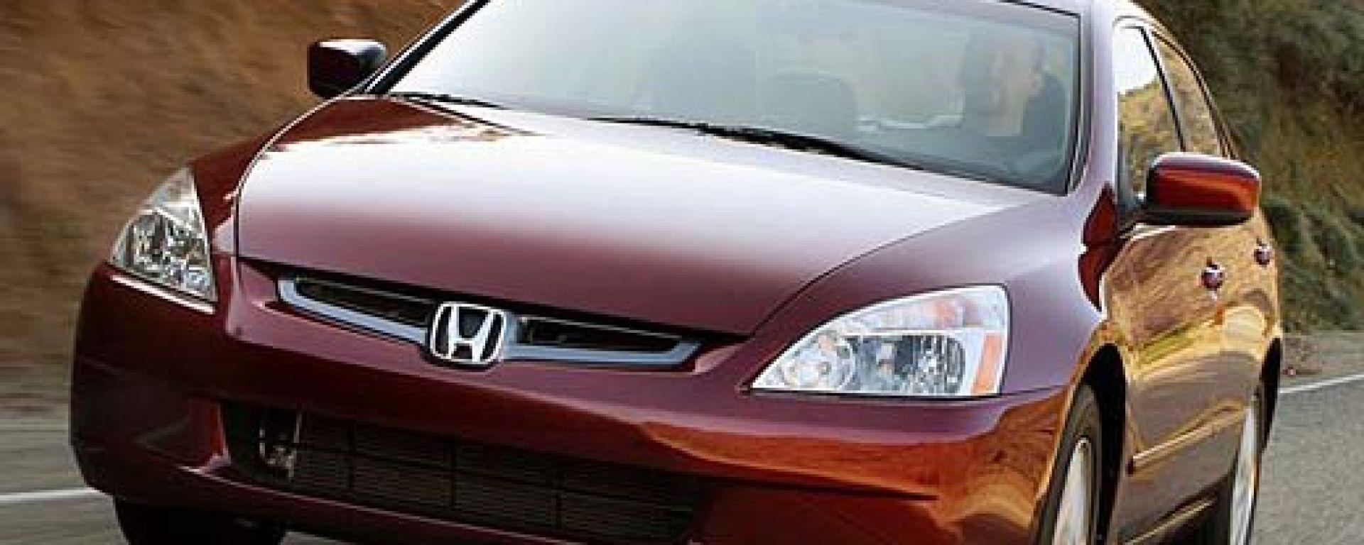 Honda Accord my 2003
