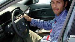 Su strada con la BMW Serie 7 Diesel - Immagine: 6