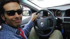 Su strada con la BMW Serie 7 Diesel - Immagine: 7
