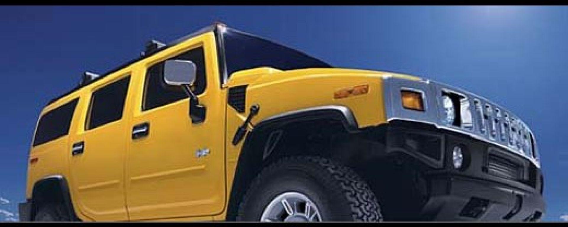 Hummer H2: il re dei SUV