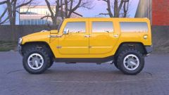 Hummer H2: il re dei SUV - Immagine: 18