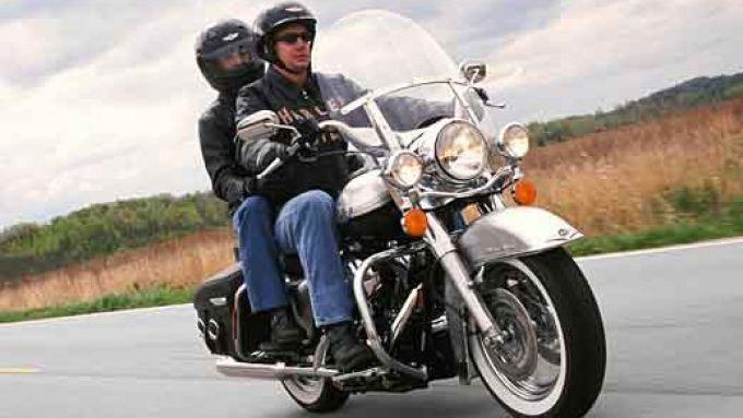 Immagine 15: Harley Davidson: tutti i modelli del centenario