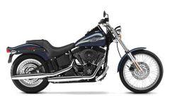 Harley Davidson: tutti i modelli del centenario - Immagine: 24