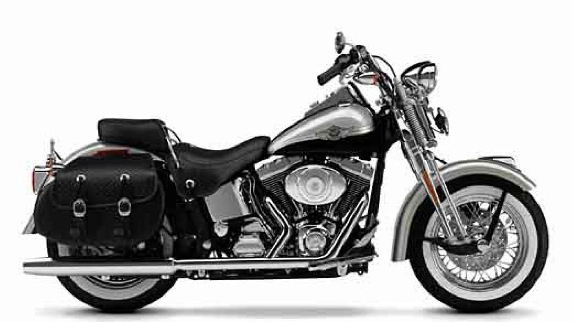 Immagine 24: Harley Davidson: tutti i modelli del centenario