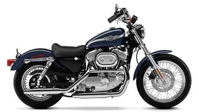 Immagine 1: Harley Davidson: tutti i modelli del centenario