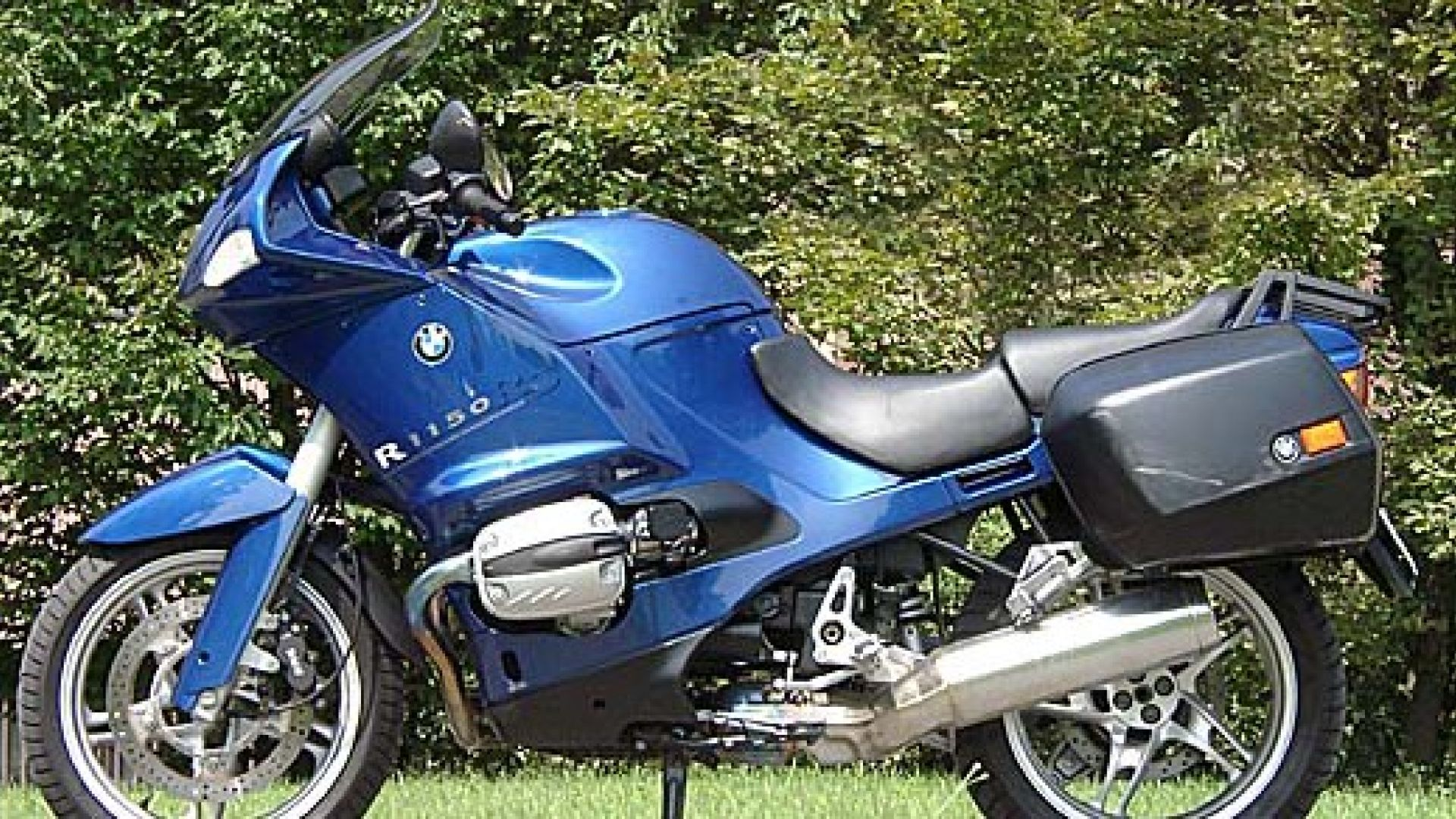 Immagine 2: BMW R 1150 RS