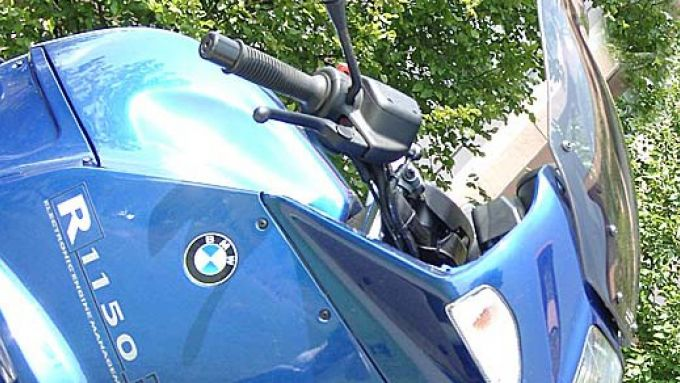 Immagine 8: BMW R 1150 RS
