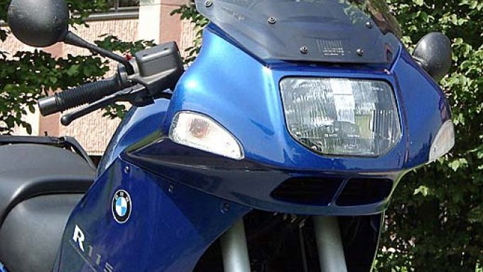 Immagine 9: BMW R 1150 RS