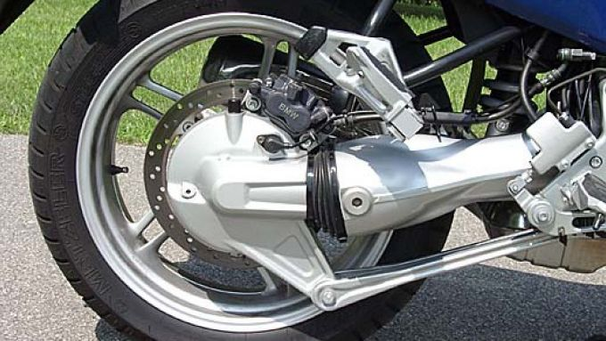 Immagine 11: BMW R 1150 RS