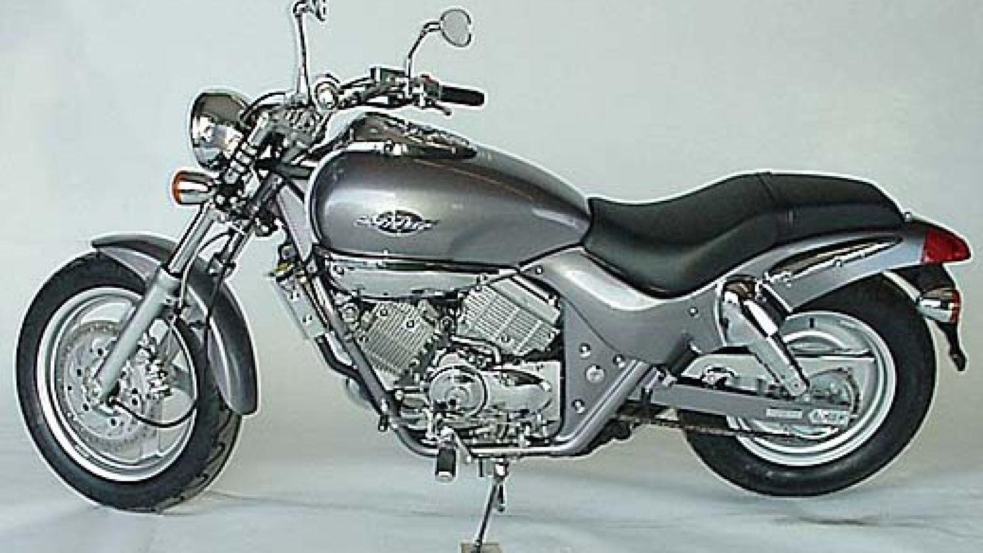 kymco venox 250 - motorbox