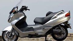 Suzuki Burgman 650 - Immagine: 12