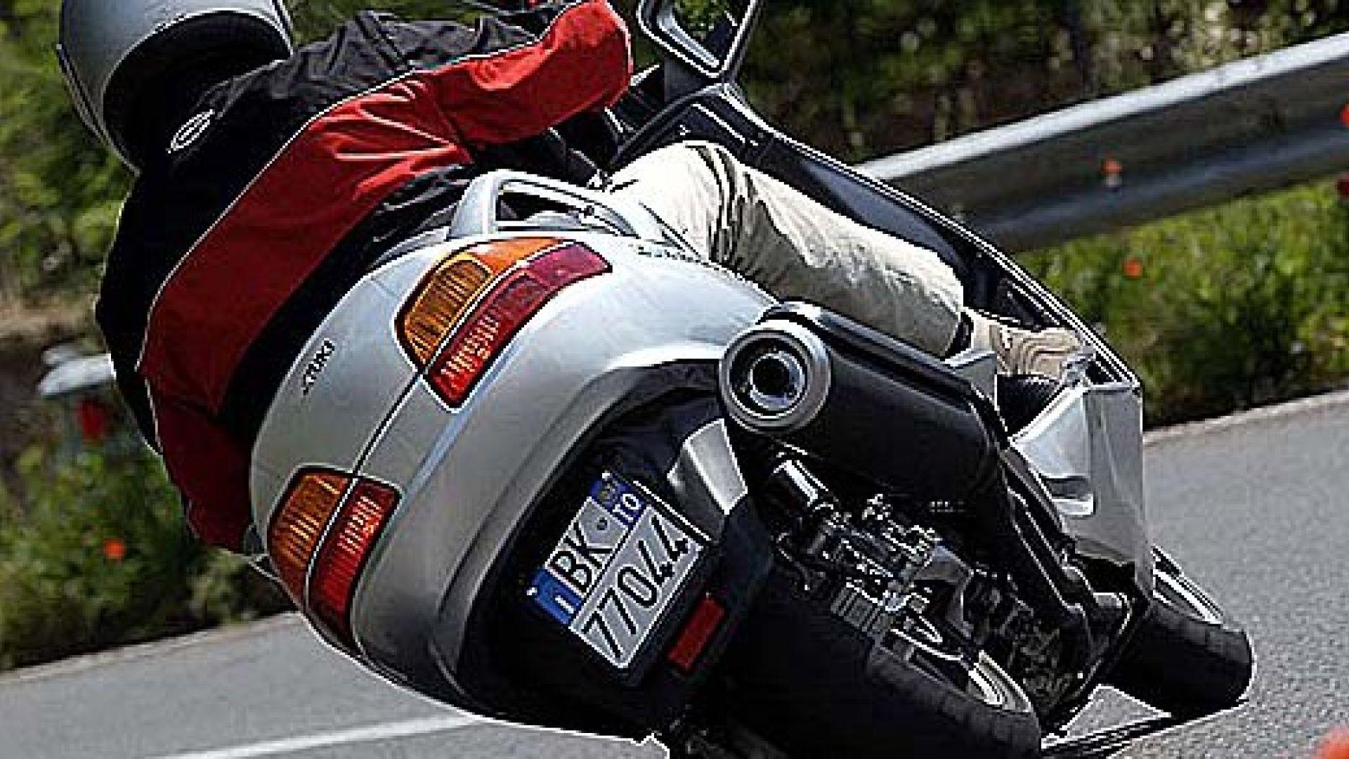 Immagine 5: Suzuki Burgman 650