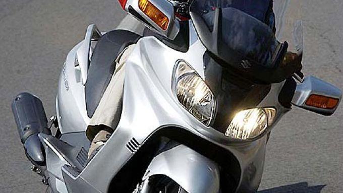 Immagine 4: Suzuki Burgman 650