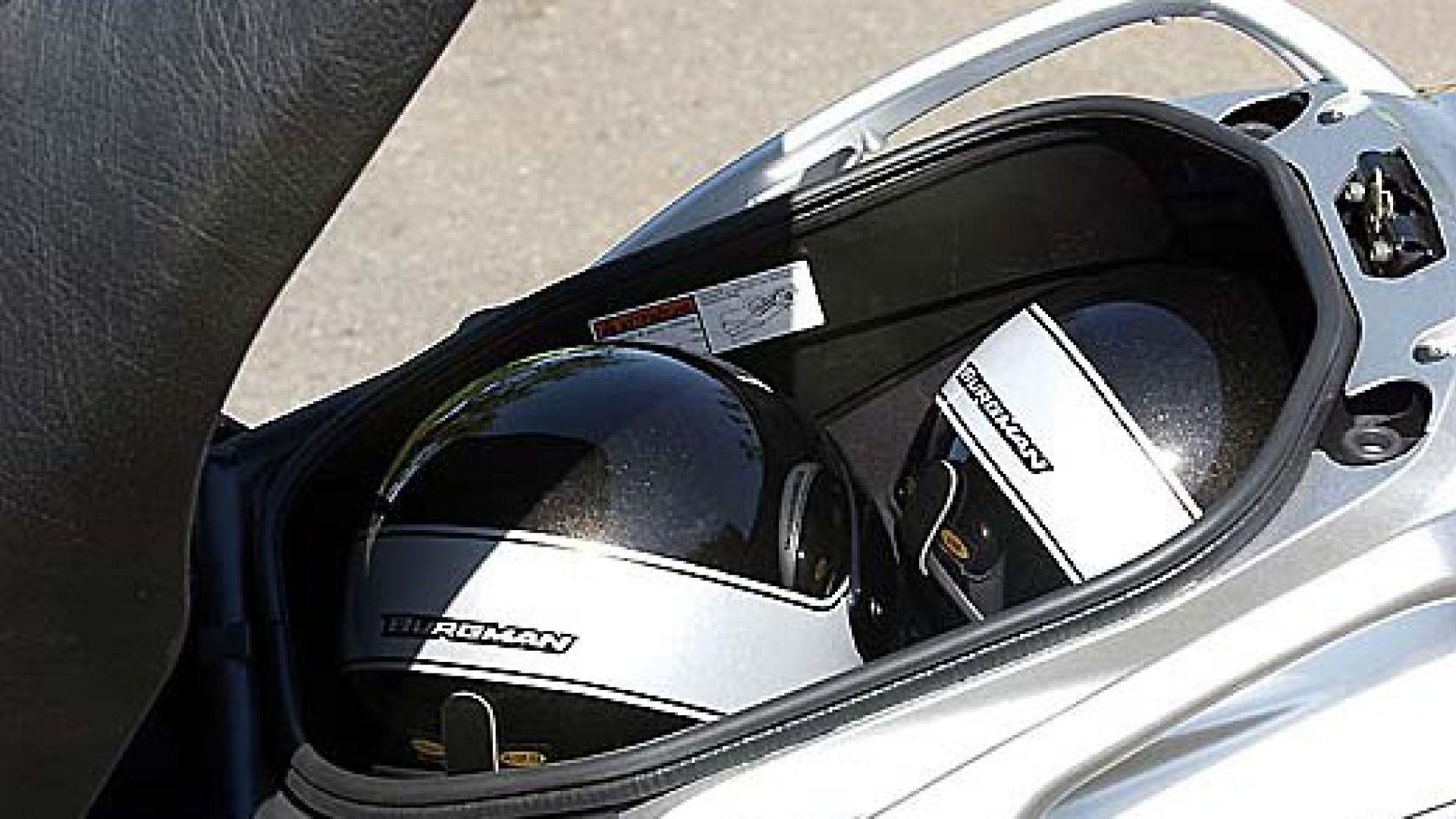Immagine 1: Suzuki Burgman 650