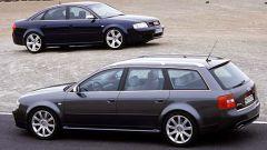 Su strada con l'Audi RS6 - Immagine: 21