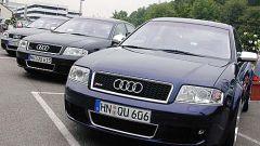 Su strada con l'Audi RS6 - Immagine: 24