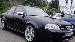 Su strada con l'Audi RS6 - Immagine: 25