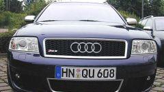 Su strada con l'Audi RS6 - Immagine: 26