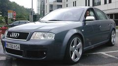 Su strada con l'Audi RS6 - Immagine: 27