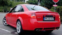 Su strada con l'Audi RS6 - Immagine: 29
