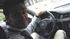 Su strada con l'Audi RS6 - Immagine: 19